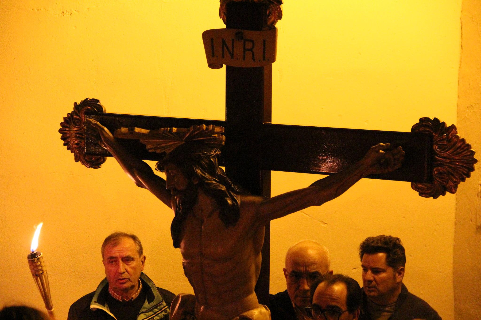 (2015-03-27) - VI Vía Crucis nocturno - Antonio José Verdú Navarro (87)