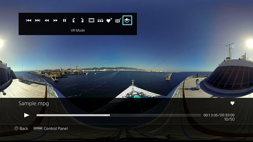 PS VR_Media Player_Cinematic | by PlayStation Europe
