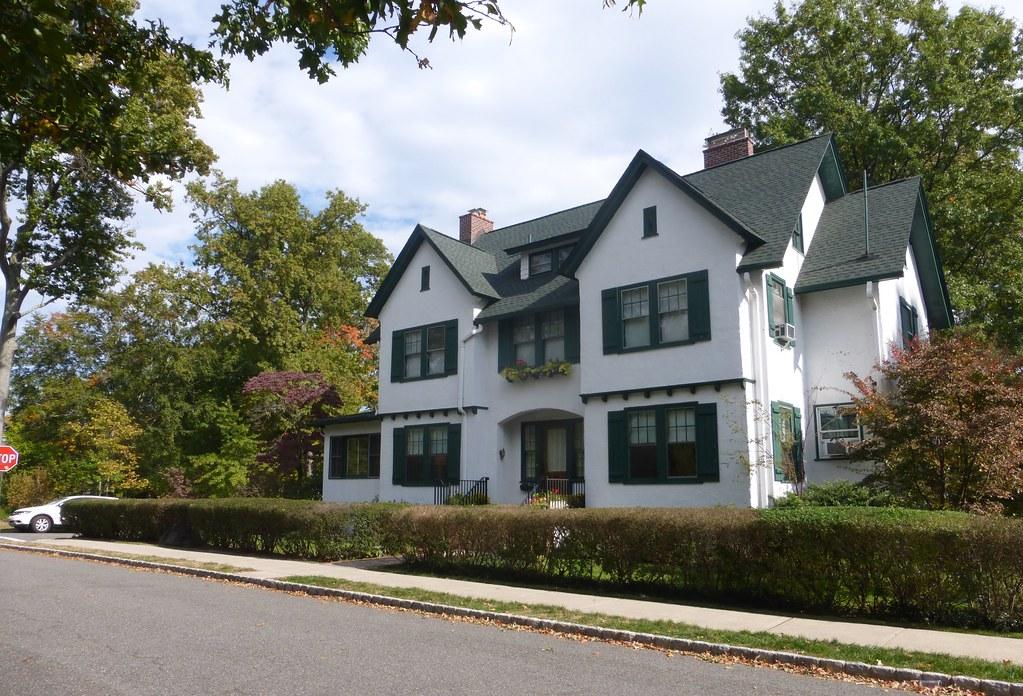 Buzz Aldrin House, Upper Montclair, NJ