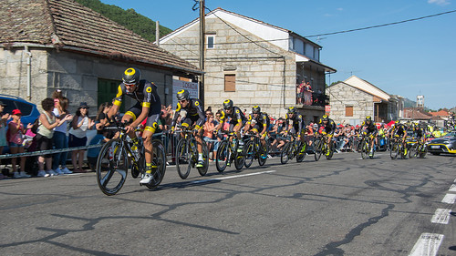 Vuelta Ciclista a España 2016 CRE Direct Energie | by lusal1967