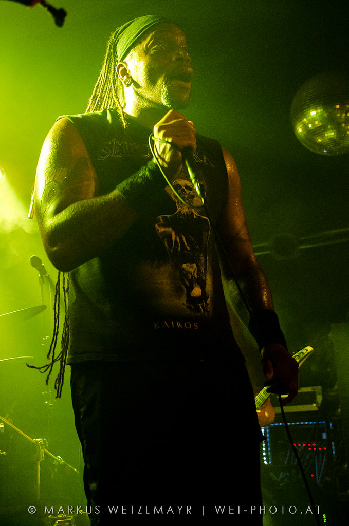 """Brazilian Death Metal band SEPULTURA performing live @ GEI Timelkam, Austria, on July 14th, 2012  See more @ <a href=""""http://wet-photo.blogspot.co.at/2012/07/sepultura-gei-timelkam.html"""" rel=""""noreferrer nofollow"""">WET-photo</a>"""