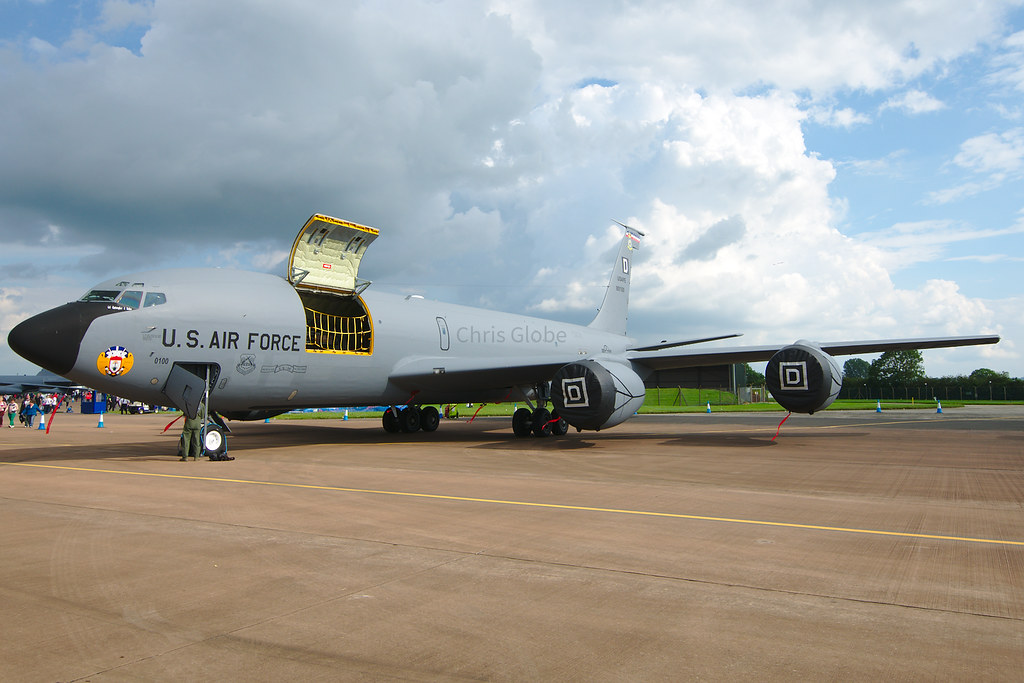 58-0100 | Boeing KC-135R | United States Air Force