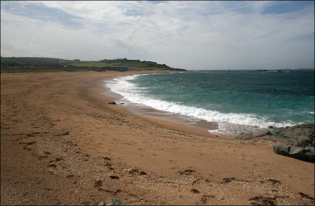 Saline Bay, Alderney