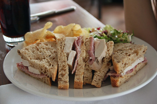 Sandwich selection   by hberthone
