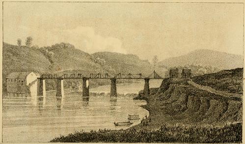 ohio print zanesville 1820s muskingumcounty muskingumriver ohioartthrough1865