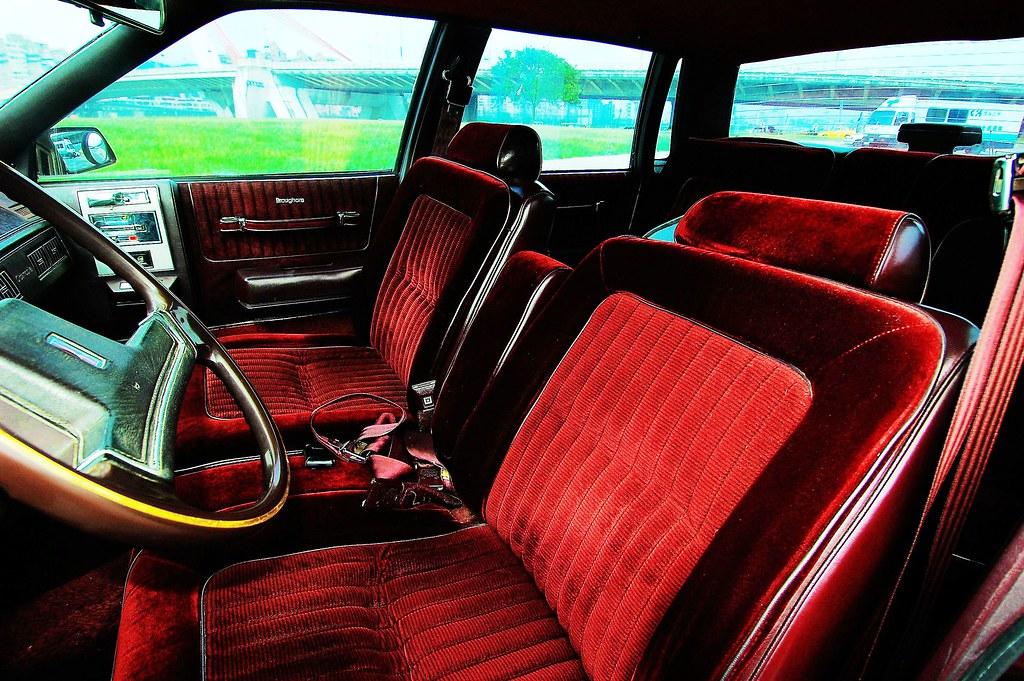 1987 Oldsmobile Cutlass Ciera Brougham | maxlintw | Flickr