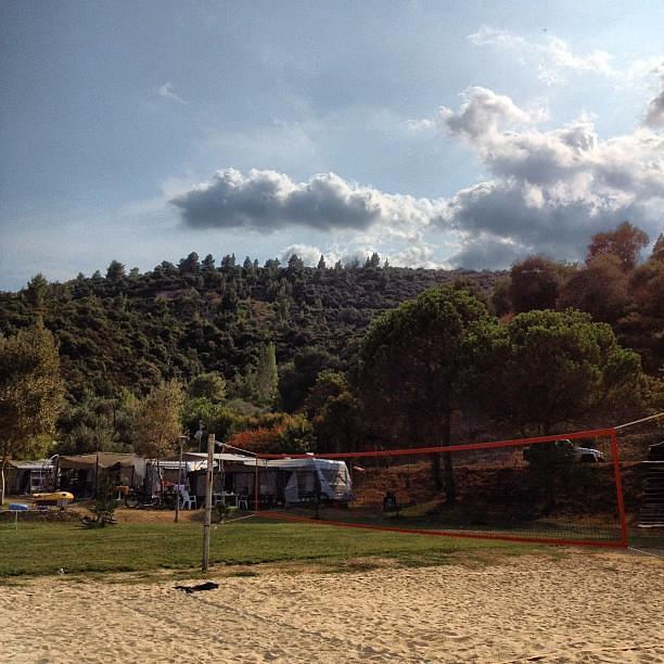 Camping Elia Halkidiki