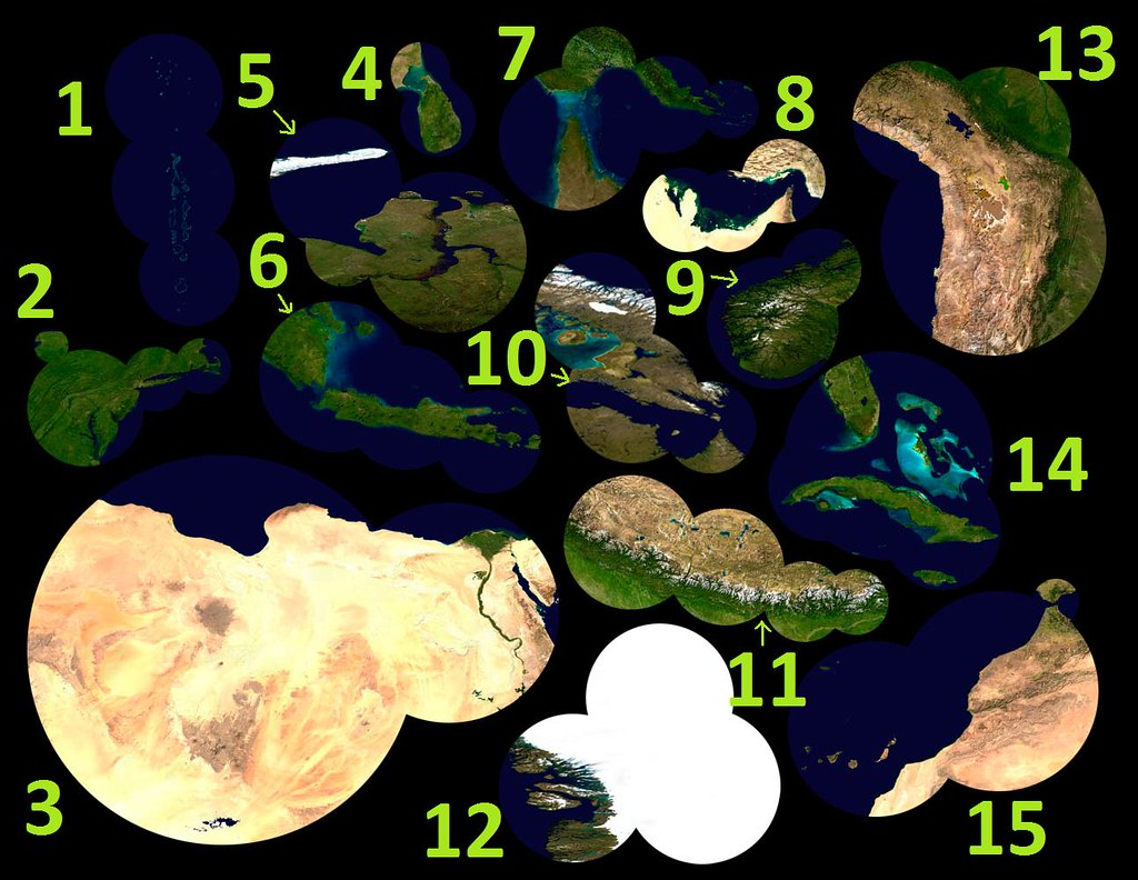 Where on earth is this?   Made for a quiz at sporcle.com ...