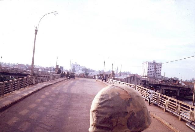 Saigon 1968 - Y Bridge at Mini-Tet (extends left & right)