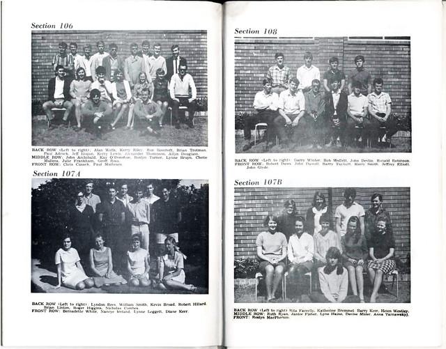 Altjiringa Annual 1967 Pages 30 - 31