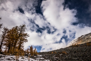 Saddleback Pass | by cec403