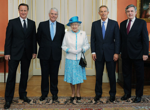 The Queen and her Prime Ministers 24 July 2012