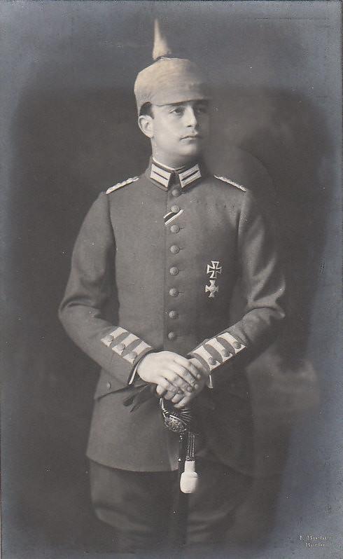 Adolf Friedrich VI | Adolf Friedrich in the uniform of Meckl… | Flickr