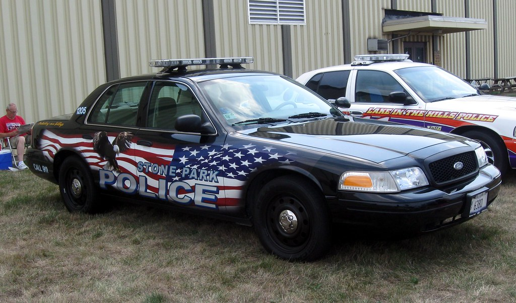 Stone Park Police >> Il Stone Park Police Department Unit 1205 At 2012 Chicag