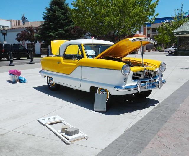 50's Metropolitan - Sparks, Nevada - July, 2012