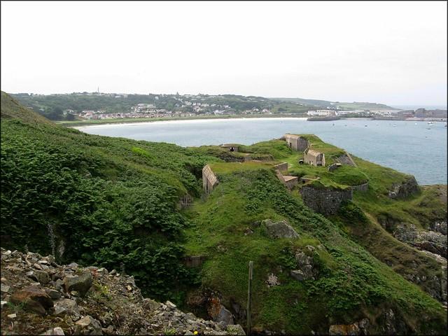 Fort Albert and Roselle Battery