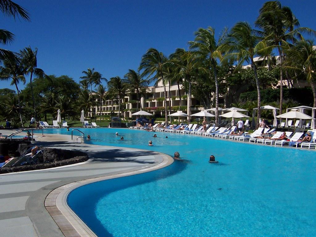 Hapuna Beach Prince Hotel The Big Island Of Hawaii Flickr