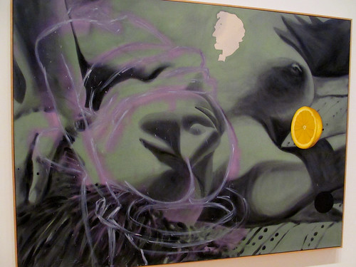David Salle   by rocor