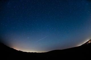 Perseid meteor observed 8/10/2012 from Horseheaven Hills near Benton City, WA DSC_6577-Edit