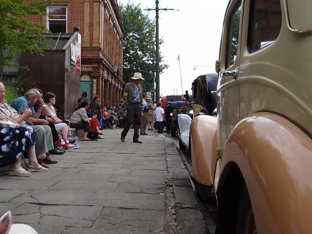 Crich Tramway Village 1940s Weekend