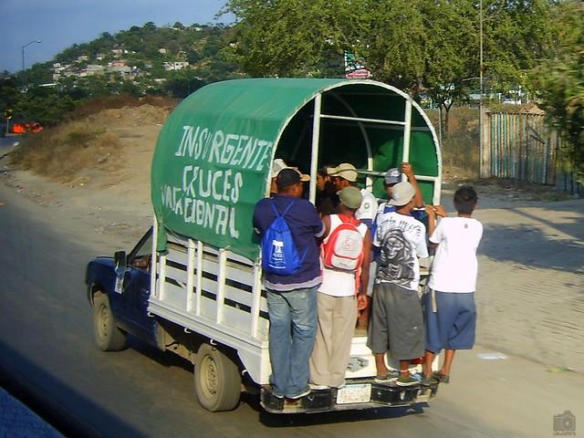 Transporte digno y seguro