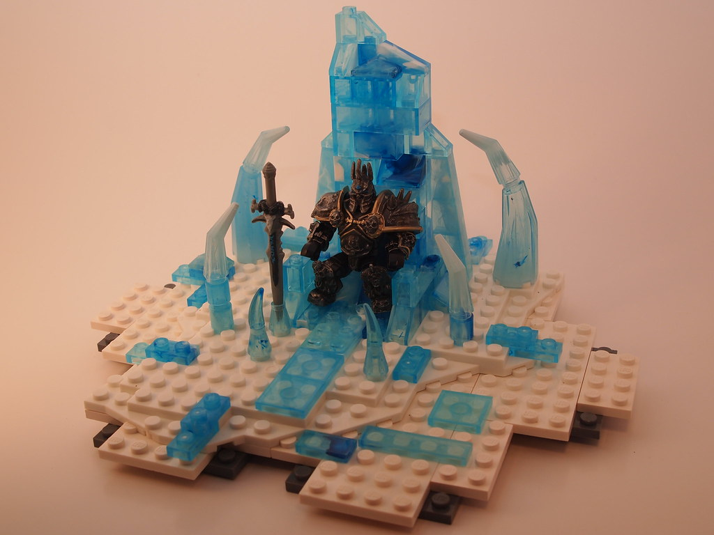 The Frozen Throne - Hex Tile Terrain Feature | I recently ob