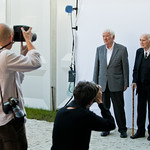 Seamus Heaney, Karl Miller & Andrew O'Hagan | Seamus Heaney, Karl Miller & Andrew O'Hagan are popular with the press