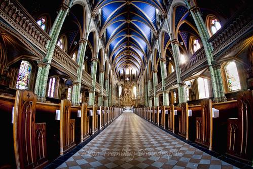 ontario canon cathedral ottawa fisheye catédrale