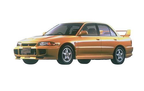 1995-1996 Mitsubishi Lancer Evolution III - 01 | by Az online magazin