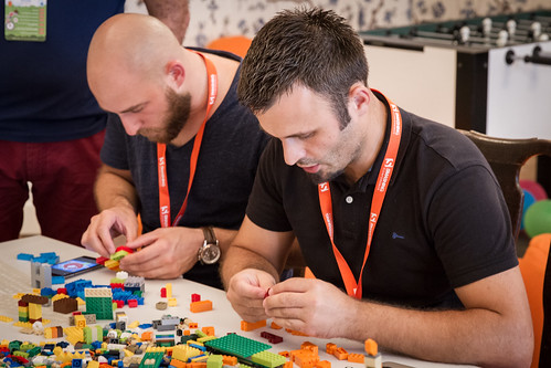 Focusing on Lego | by marc thiele