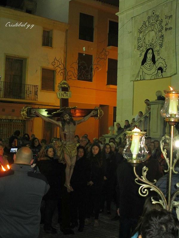 (2016-03-18) - VII Vía Crucis nocturno - Cristobal González García  (26)