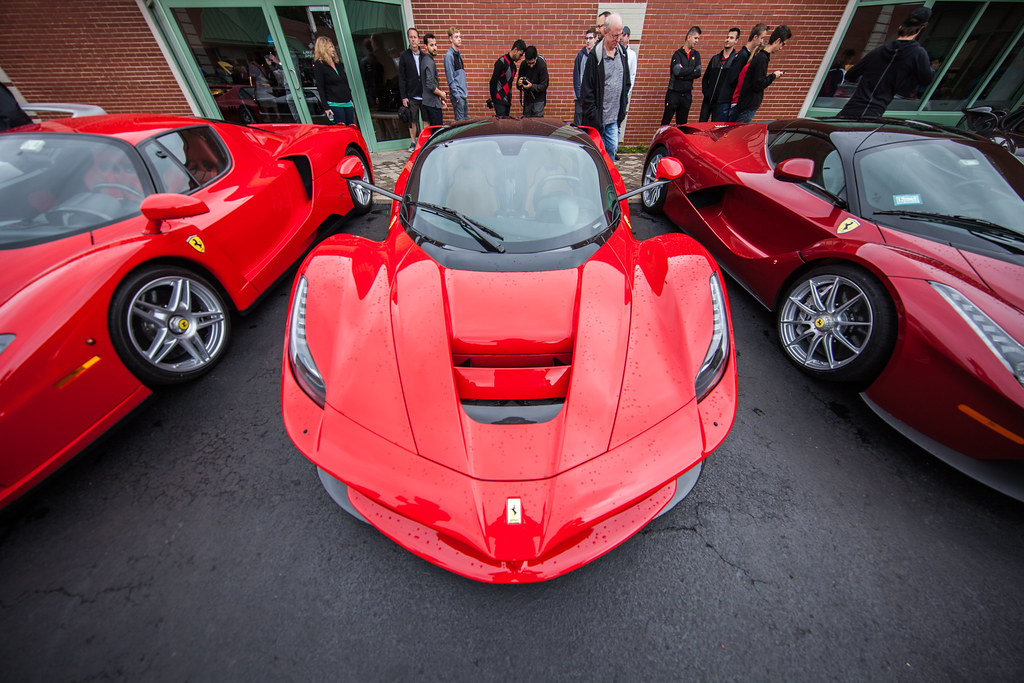 Lake Forest Sports Cars >> Lake Forest Sports Cars 2016 Ferrari Laferrari Next Ferrar