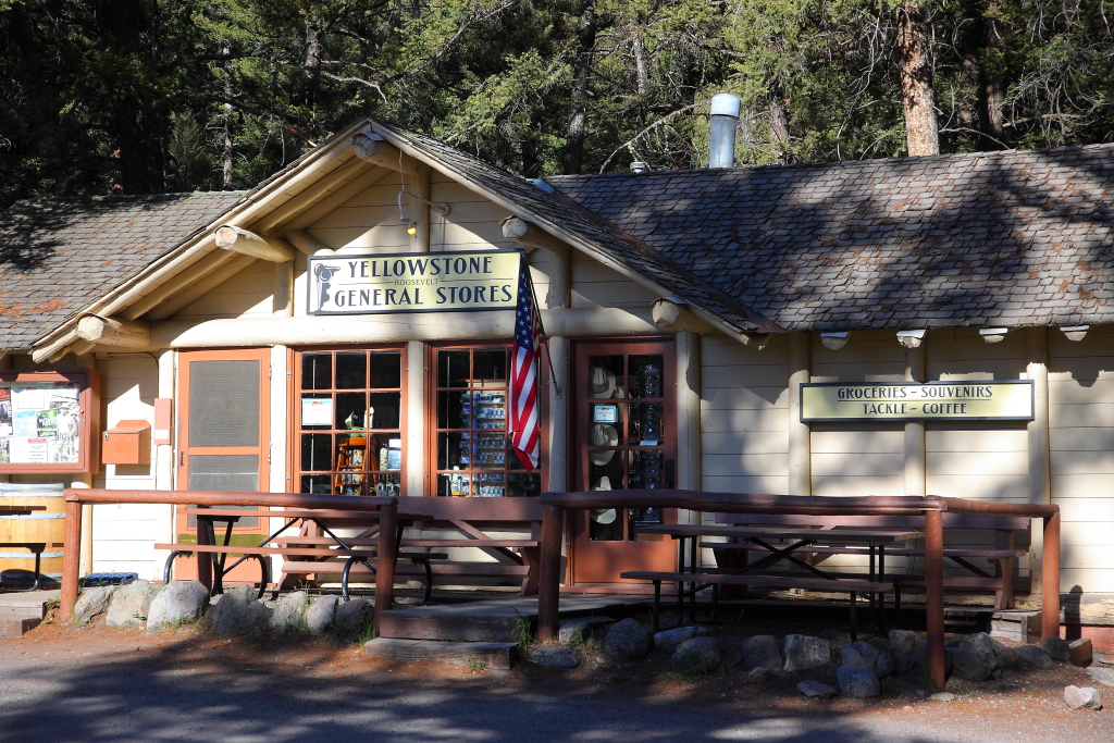 IMG_8538 Roosevelt Lodge, Yellowstone National Park | Flickr