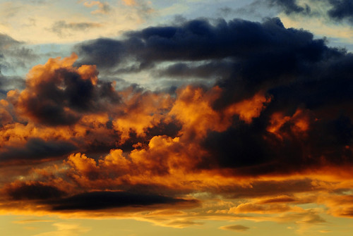 sunset sky night clouds scotland nikon cloudy dundee july d3000 flickraward pwgen
