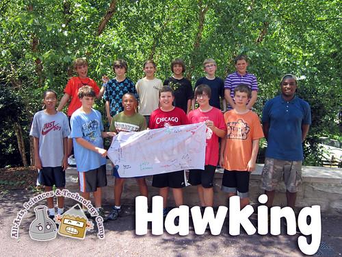 Hawking | by allartscamp