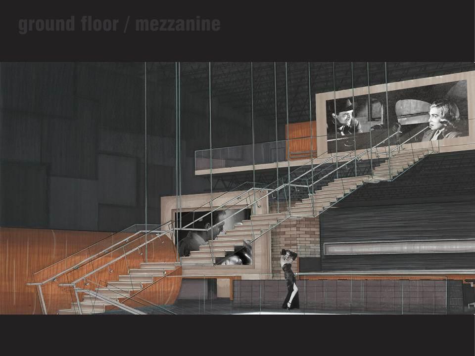 Stephanie niebler noir restaurant interior design thesis - Harrington institute of interior design ...