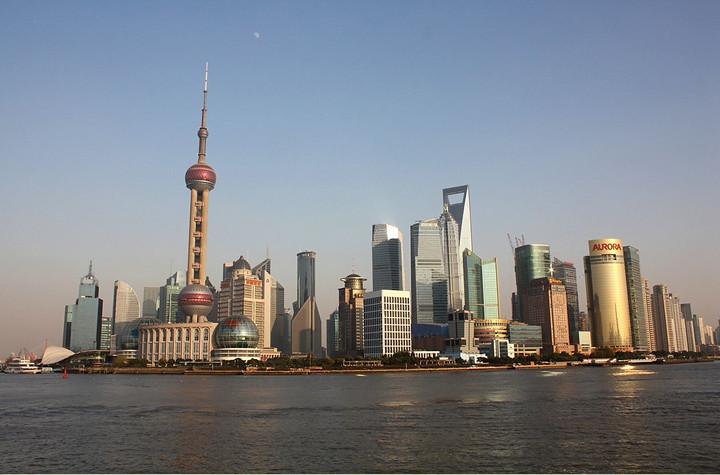 Shangai - China | Sector de Lujiazui, (principal sector fina… | Flickr
