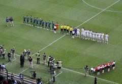 London 2012 Olympics football - Mexico v Switzerland