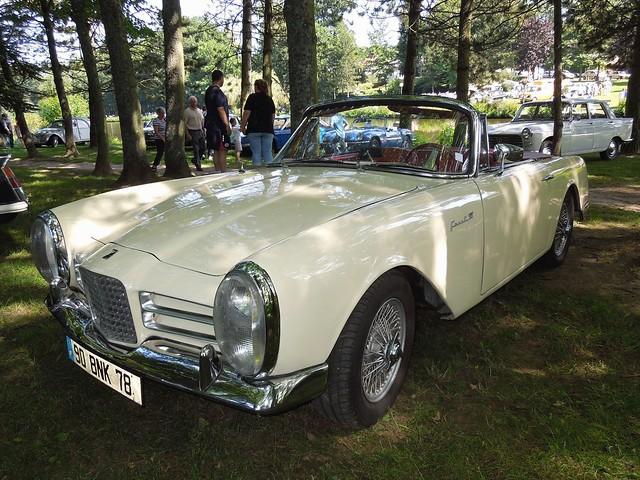FACEL III Cabriolet (1964)