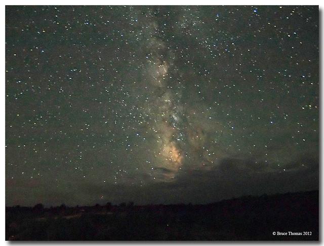 The Milky Way...