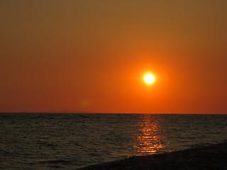 Greek Sunset | by razvan.orendovici