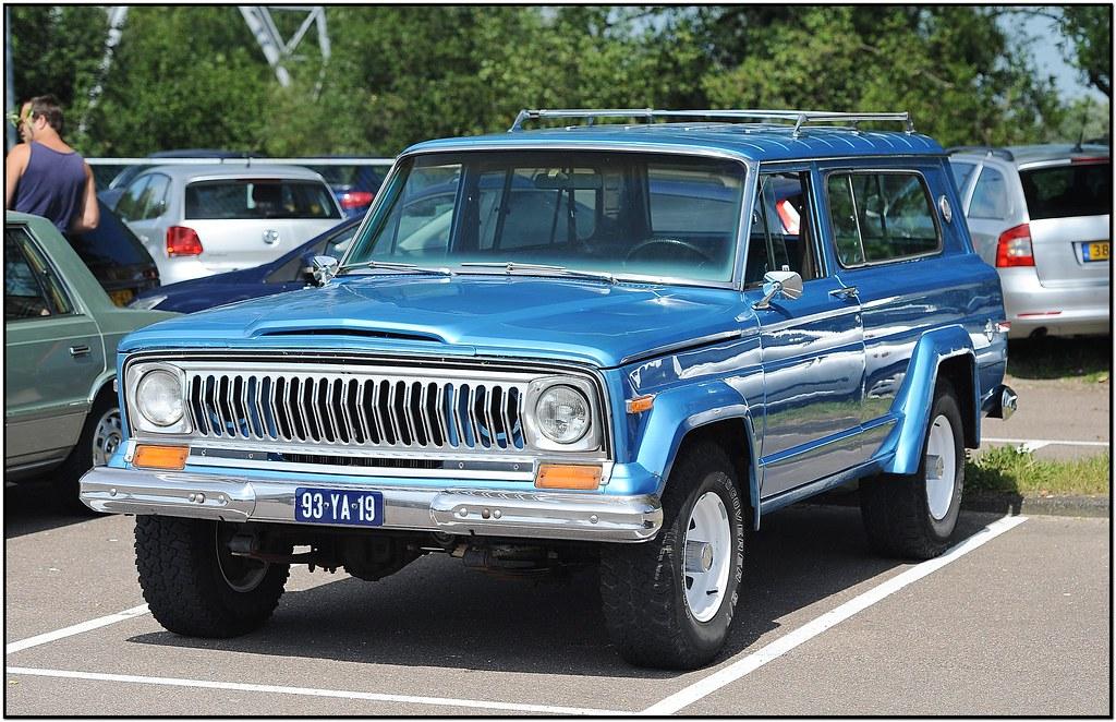 Jeep Cherokee Chief >> Jeep Cherokee Chief 1976 Ruud Onos Flickr