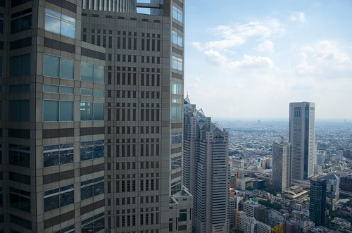 Panoramic View of the City of Tokyo | by Yoshikazu TAKADA