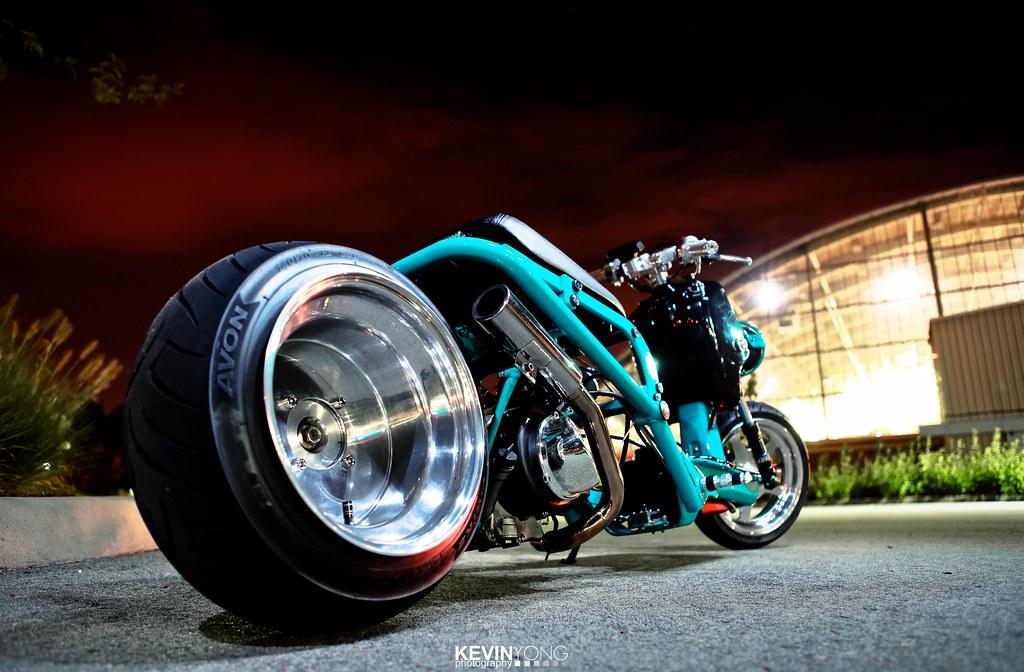 Honda Ruckus | Kevin Yong | Flickr
