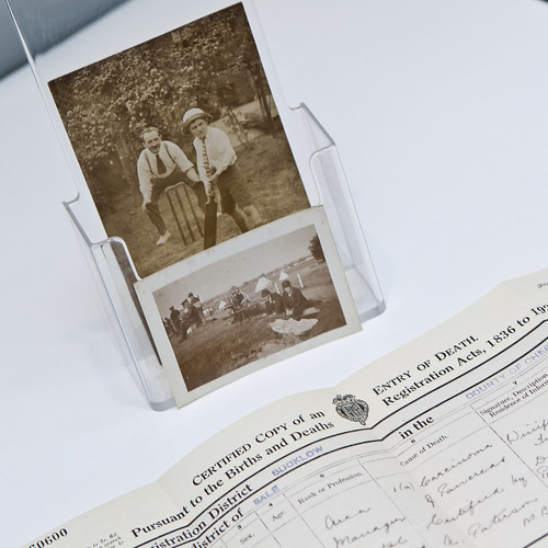100-year-old 'Olympic Hoard' on display at Birmingham City University