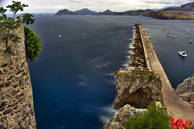 Desde el Castillo-Faro