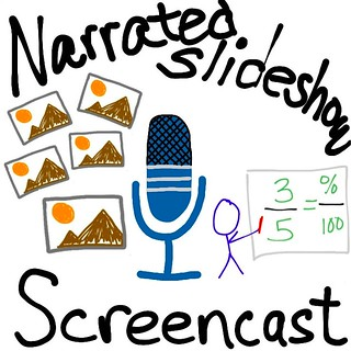 Narrated Slideshow - Screencast | by Wesley Fryer