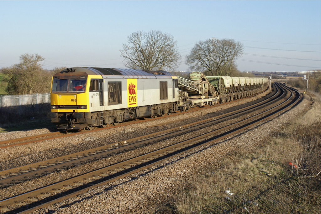 60076 Wellingborough by David smith