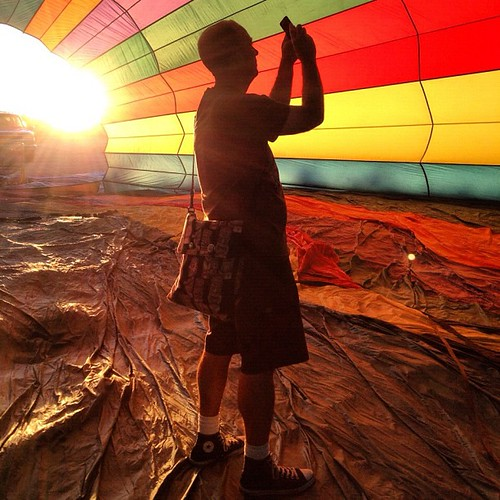 square squareformat hotairballoon temecula iphoneography instagramapp uploaded:by=instagram sunriseballoons foursquare:venue=4c43176ace54e21ec4890d1a