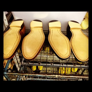 Church's shoes repaired | by GoodyearWelted